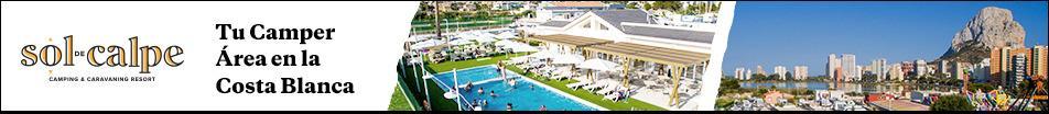 Camping Sol de Calpe  - Alicante