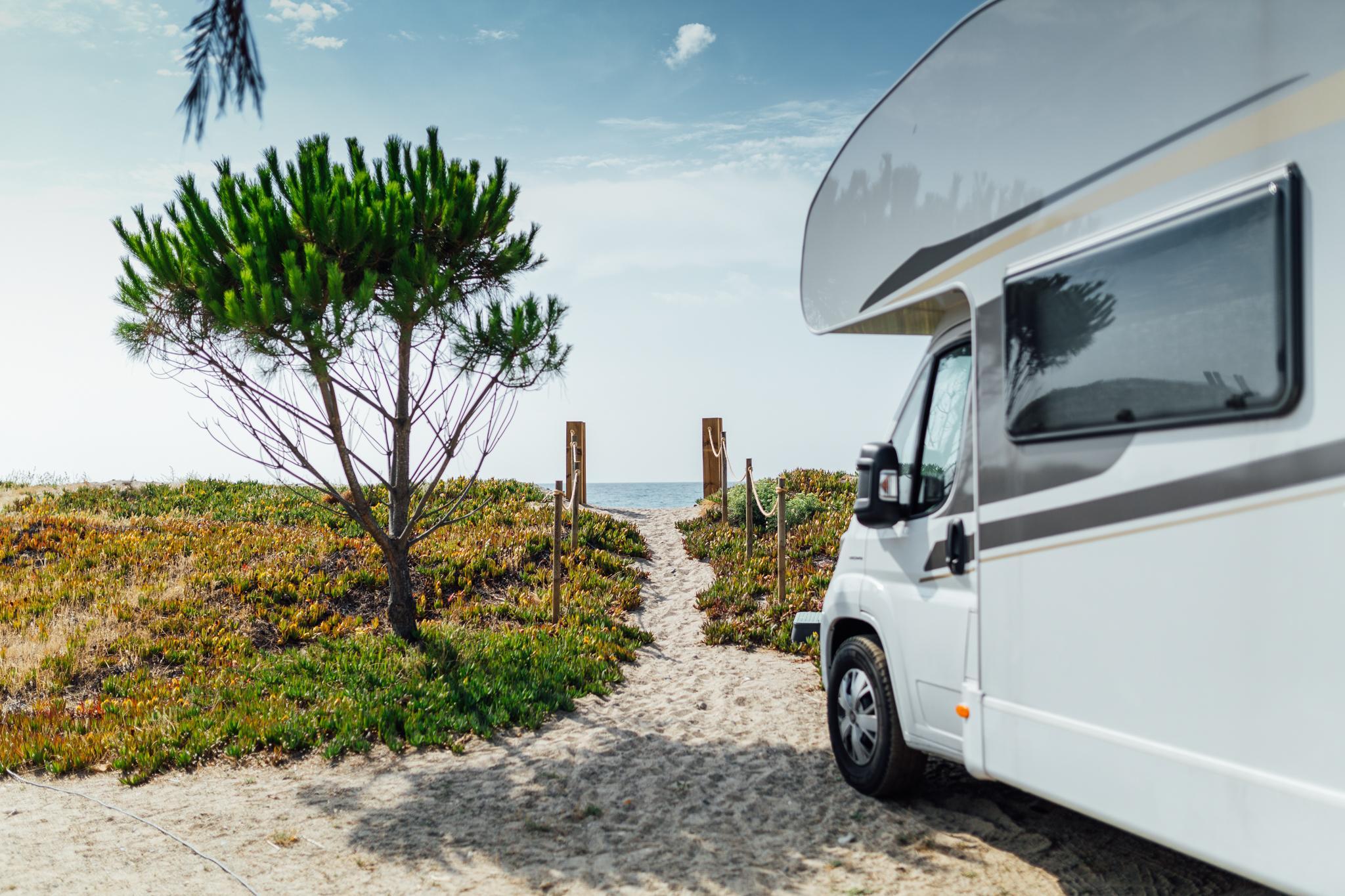 Camping Miramar 21682 Parcelas Primera Linea Playa