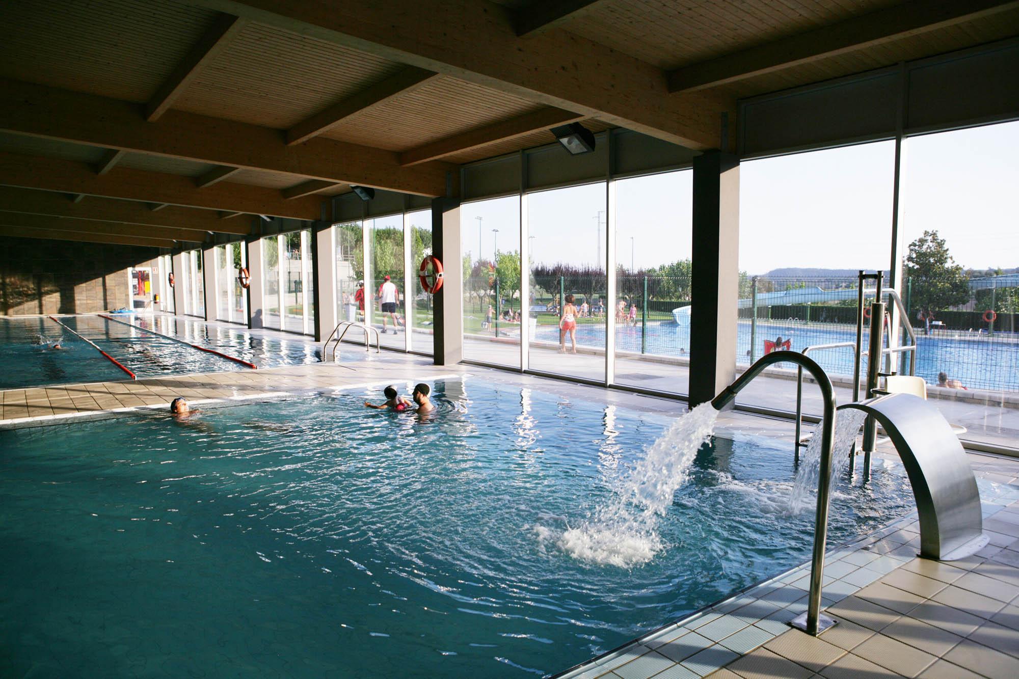 Camping berga resort 1189 - Camping en oliva con piscina ...