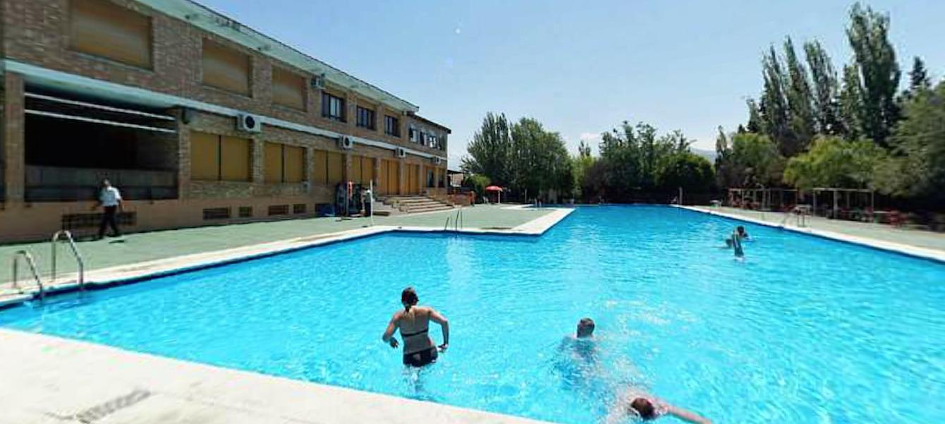 camping suspiro del moro 13419 piscina