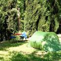 Foto de Camping Rio Vero en Alquezar