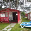 Foto de Camping Orbitur Rio Alto en POVOA DE VARZIN