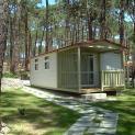 Foto de Camping Orbitur Valado en Nazaré