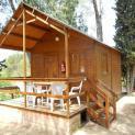 Foto de Camping Santa Elena Ciutat en Lloret de Mar