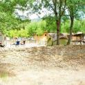 Foto de Camping El Puente en Rodellar