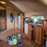 camping rural montori 18267 Cocina- Lodge Montgrí