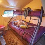camping rural montori 18269 Habitació triple - Lodge Montgrí