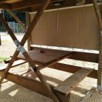 camping rural montori 18261 Mesa tienda niuet