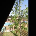 camping rural montori 18264 Vista desde tienda niuet